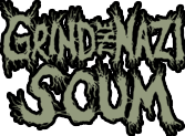 Gahlen Moscht Metal Open Air - Grind the Nazi Scum